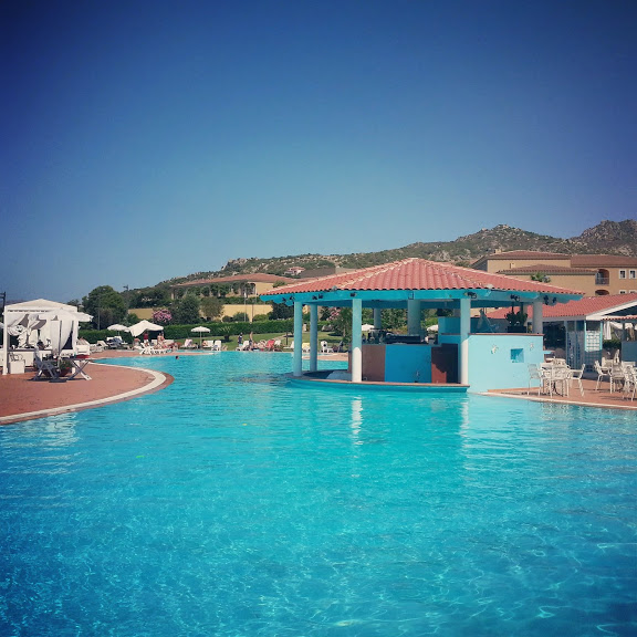 Geovillage Hotel - Piscina