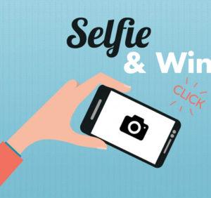 selfie and win al geovillage