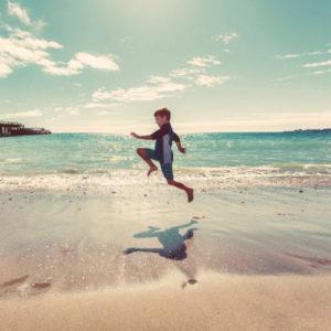 navetta gratuita per la spiaggia