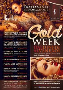 Gold Week Centro Benessere