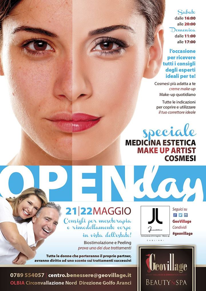 Make up Artisti e Medicina Estetica 21 e 22 Maggio