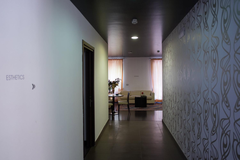 area estetica centro benessere geovillage