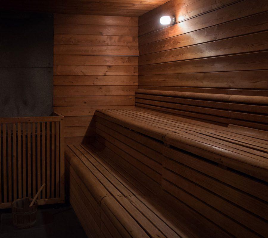area spa centro benessere geovillage sauna finlandese