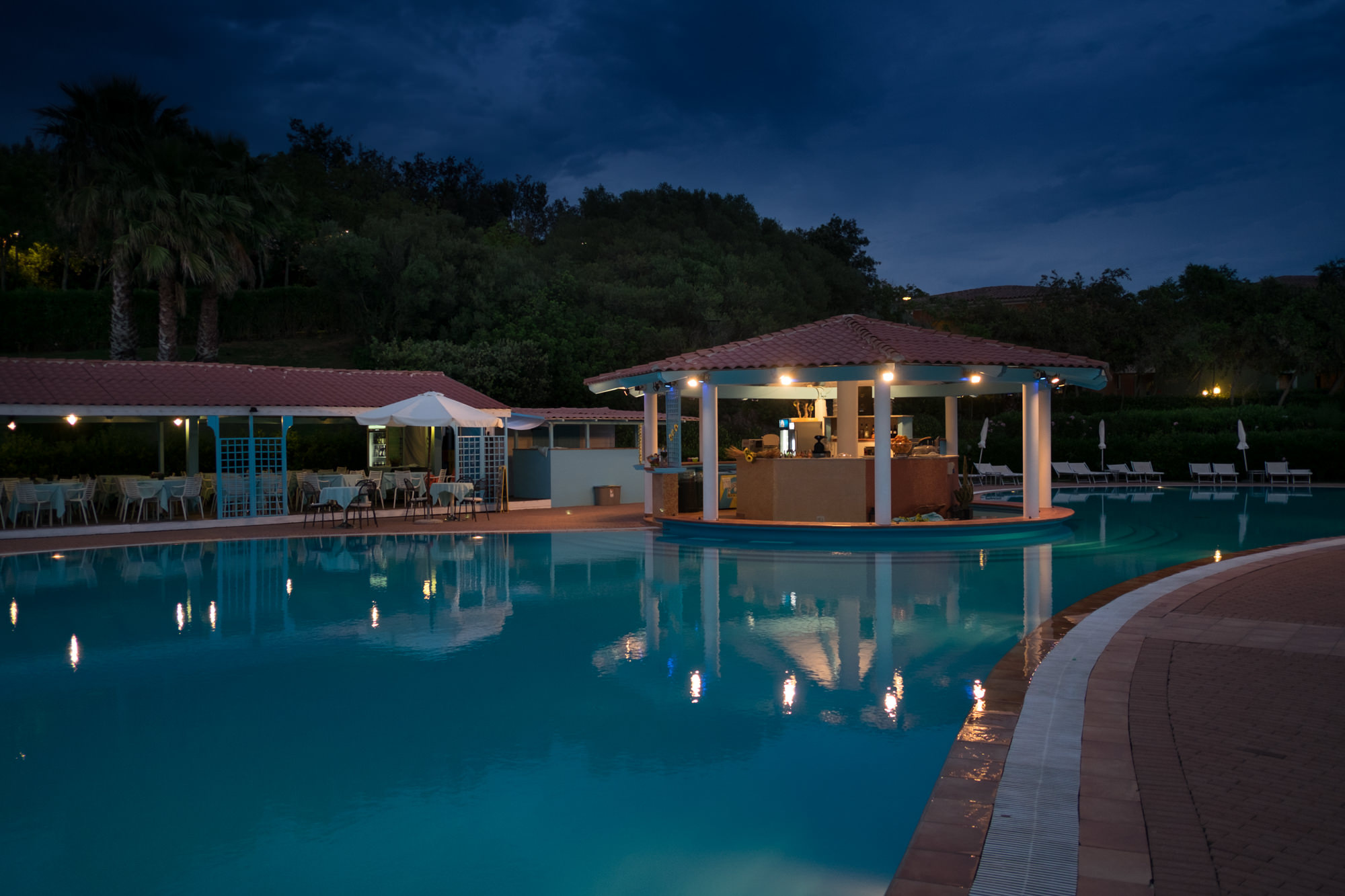 Geovillage resort sardegna pool leisure