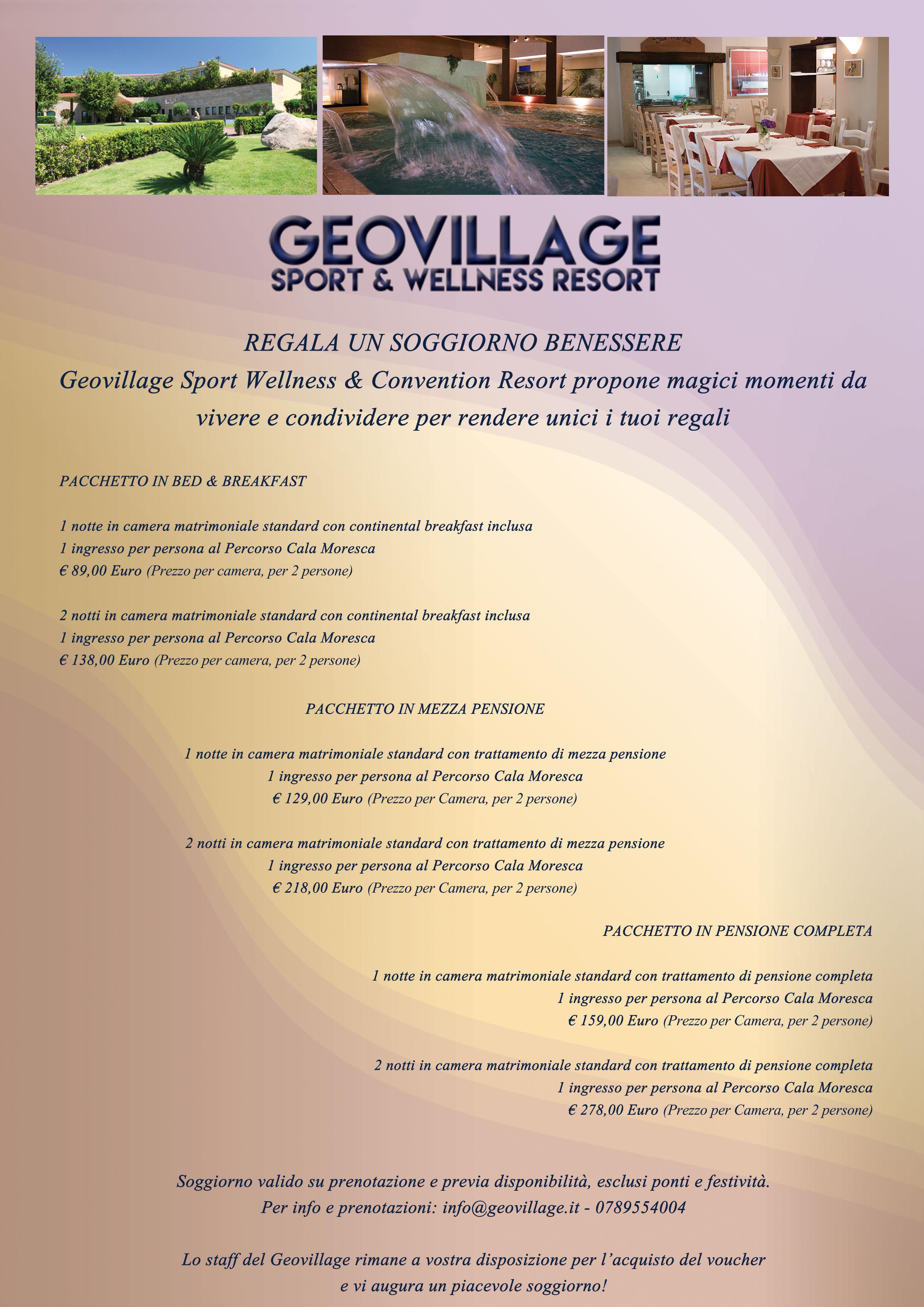 Soggiorno-regalo - Hotel Olbia Resort | Geovillage