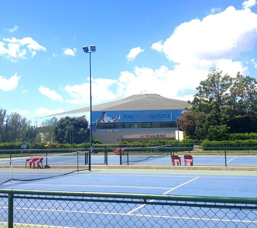 Tennis Green Set